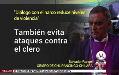 Gobernación Analizará con Episcopado el Caso de Obispo de Chilapa