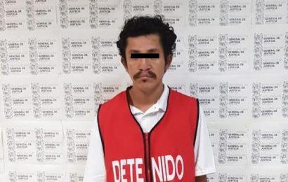 Aprehenden a Presunto Homicida en Matamoros