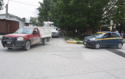 Chofer de Ruta Provoca Accidente Vial en Mante
