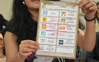 El Marcador Para Votar es Imborrable; sólo desaparece si se rasga la boleta; Asegura el INE