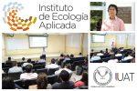 Expone UAT Investigación Aplicada a la Ecología y los Recursos Naturales
