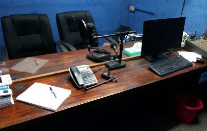 Mediante Cateo PGR Asegura Equipo Para Transmisión en Estación de Radio Ilegal en Nuevo Laredo