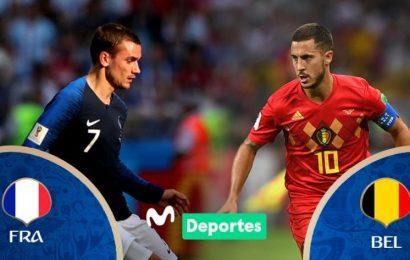Bélgica y Francia se Citan en Semifinal del Mundial de Rusia 2018