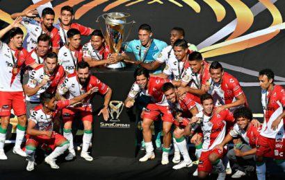 Necaxa Vence 1-0 al Monterrey y Queda Campeón de la Supercopa MX 2017-2018