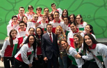 Seis Tamaulipecos Entre Representantes de México en Centroamericanos