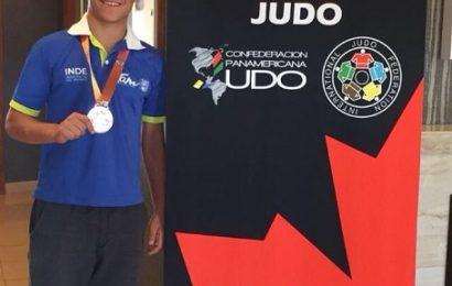 Tamaulipeco, se Cuelga el Bronce en la Copa Canadá de Judo 2018