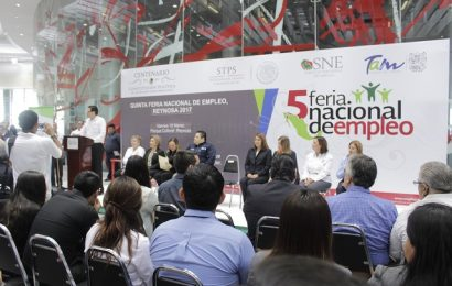 Lista, Segunda Etapa de las Ferias de Empleo para Tamaulipas
