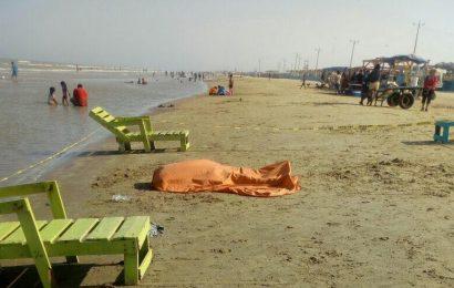 Se ahoga Residente de Reynosa en la playa de Matamoros