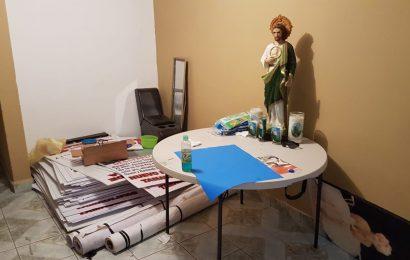 FEIDDF de la PGR Atrae Indagatoria en Nuevo Laredo, Tras Hallazgo de Pancartas y Armamento