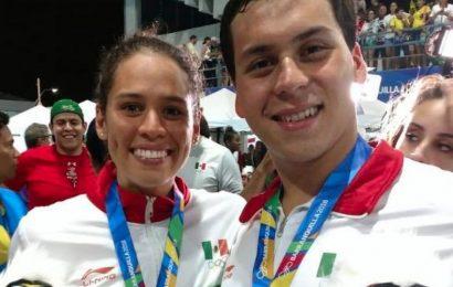 Mexicanos Byanca Rodríguez y Miguel De Lara Imponen Récords en Natación