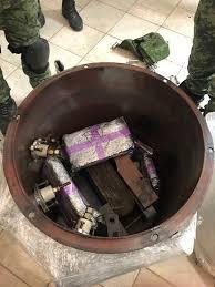 Encuentran Heroína y Fentanil Ocultos en Paquetería de Nuevo Laredo