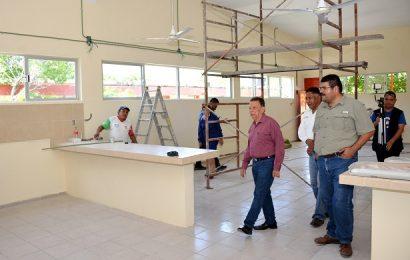 Supervisa Leal Guerra Importante Paquete de Obras en el Municipio