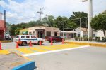Rehabilita Ayuntamiento Pasos Peatonales Para Contribuir a la Cultura Vial del Municipio