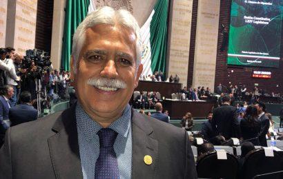Toma protesta como Diputado Federal del VI Distrito con el Ing. Vicente Javier Verástegui Ostos