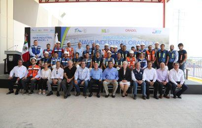 Más Infraestructura para Logística y Comercio Exterior en Nuevo Laredo.