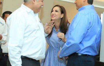 Alcaldesa Electa Noemy González Sostiene Importante Reunión con el Gobernador y Secretario de Gobierno
