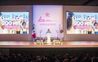 Programas y Trabajo de DIF Tamaulipas, son Ejemplo Nacional