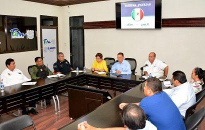 Gobierno Municipal Presenta Programa de Fiestas Patrias