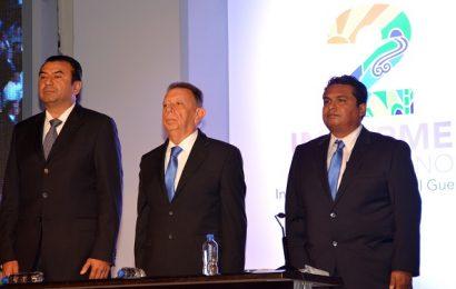Presenta el Alcalde Juan Francisco Leal, su 2o Informe de Gobierno ante la Sociedad
