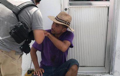 Choca albañil en Matamoros por ir viéndoles los glúteos a una dama
