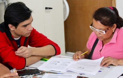 Ofrecerán Centros de Bienestar Cursos de Alfabetización, Primaria y Secundaria