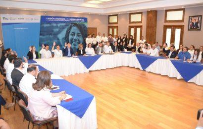 Sesiona el Sistema Estatal para Prevenir, Atender, Sancionar y Erradicar la Violencia contra las Mujeres