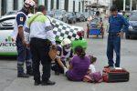 Camioneta de Cometra Atropella a Madre e Hijas