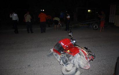 En Choque de Motos del Domingo, Peritaje Coloca como Afectados a Adolescentes.