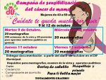 Invita DIF Municipal a Campaña Médico-Asistencial del 9 al 12 de Octubre