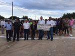Participa Ayuntamiento de González en Festejos de Aniversario del Cbtis 209