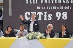Refrenda Alcaldesa Compromiso con la Educación Durante Conmemoración del XLII Aniversario del Cbtis 98