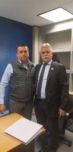 Diputado Federal Vicente Verastegui Gestiona en PEMEX Apoyos para Beneficio del Sexto Distrito