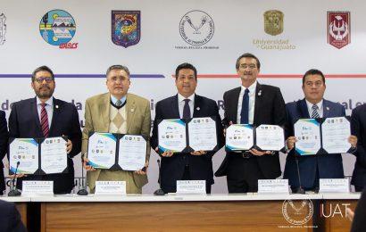 Gobierno del Estado, CNDH y la UAT hacen sinergia para fortalecer los derechos humanos en Tamaulipas