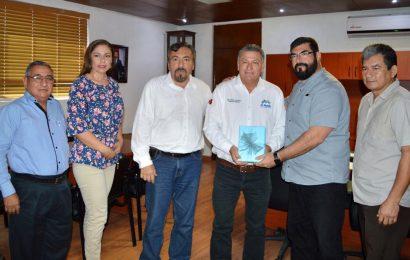 Estrechan Lazos El Presidente Mateo Vázquez Con la Confraternidad de Pastores