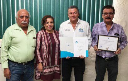 Por Cuarto Año Consecutivo Recibe el Distrito 02 Mante Reconocimiento Nacional