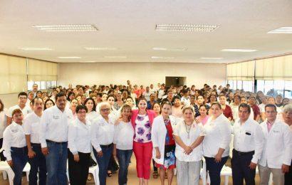Presenta Gobierno Municipal Conferencia Para Concientizar Sobre el Cáncer de Mama