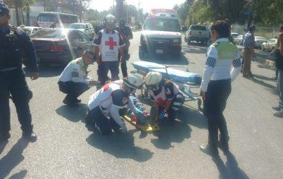 Se Hiere En Accidente Empleado del CEDES Victoria