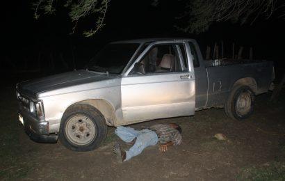Campirano Muere Aplastado por su Propia Camioneta