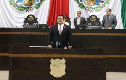 Procurador de Justicia en Tamaulipas Rinde Informe Ante Diputados