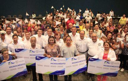Facilita Tamaulipas Cerca de 3 MDP a Empresarios del Sur