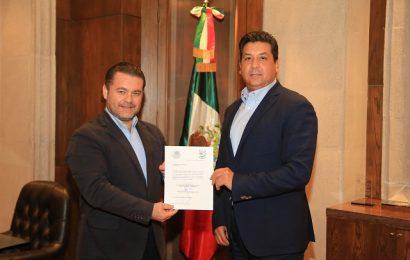 Nombran Nuevo Secretario de Turismo en Tamaulipas