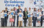 Llevan Gobierno del Estado y DIF Tamaulipas brigadas asistenciales a familias a zonas rurales