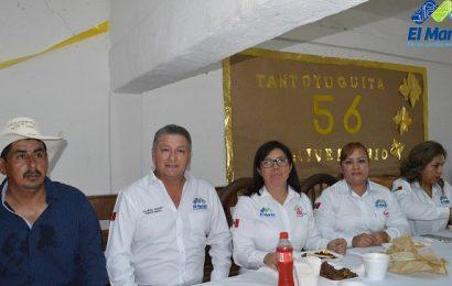 Celebra el Ayuntamiento de El Mante Junto a Tantoyuquita