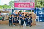 Noemy González Encabeza Entrega de Apoyos a Educación y Adultos Mayores