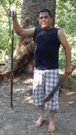 En El Balneario La Florida… Venenosa Serpiente Muerde a Bañista