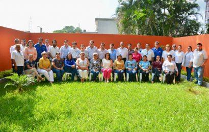Brinda Total Respaldo a la Educación Alcaldesa Noemy González en Reunión con Estructura Educativa del Municipio
