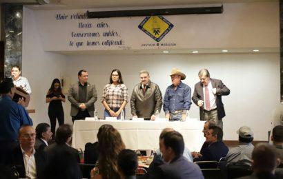 Próximo Gobierno Federal Apoyará más a Agricultores y Ganaderos: Lomelí