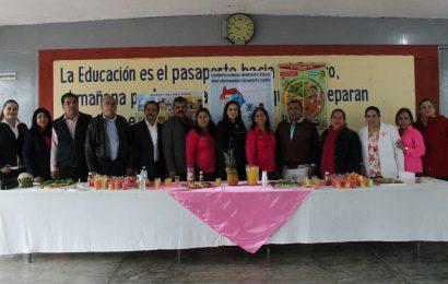 Asiste Noemy González a Festejo del LIII Aniversario de la Secundaria Pedro J. Méndez