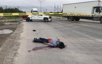 Joven Muere Arrollado en Matamoros
