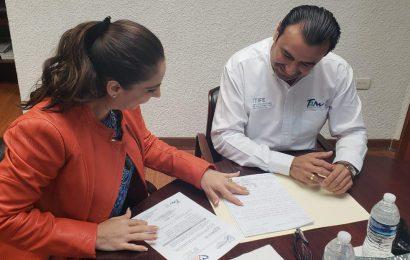 Gestiona la Alcaldesa Nemy González Más Apoyos para e Sector Educativo ante el ITIFE